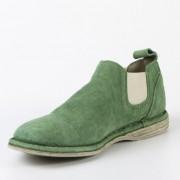 Desert-boots, grasgroen 38