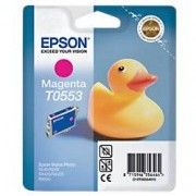 Epson T0553 Original Ink Cartridge C13T05534010 Magenta