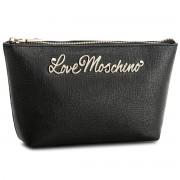 Moschino Kosmetyczka LOVE MOSCHINO - JC5315PP04KE0000 Nero