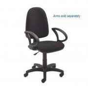 Jemini High Back Operator Chair Black