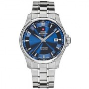 Analogue Blue Dial Mens Watch SM30137.03