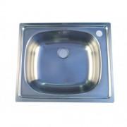 CHIUVETA INOX PE BLAT AIX 610 (INCLUDE VENTIL SI PREAPLIN) L.42xA.50cm