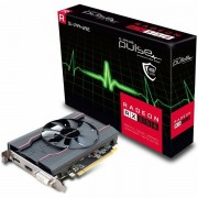 SAPPHIRE PULSE RADEON RX 550 4G GDDR5 HDMI / DVI-D / DP (UEFI) 11268-15-20G
