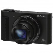 Sony DSC-HX90V Aparat Foto Compact 18.2MP Wi-Fi GPS Negru