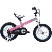 "Dječji bicikl Buttons 14"" - rozi"