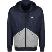 Unfair Athletics Hash Zip Herren Trainingsjacke blau