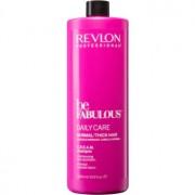 Revlon Professional Be Fabulous Daily Care champô hidratante e revitalizante 1000 ml