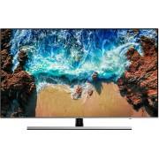 Televizor LED Samsung 49NU8002, 123 cm, Smart, 4K Ultra HD, PQI 2000, HDR 1000, HDMI, Wi-Fi, Slate Black + Eclipse Silver