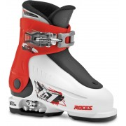 Roces Idea Up 6in1 adjustable Ski Boots White/Red - 30/35