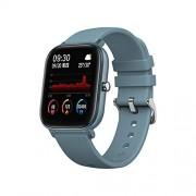 AC8grg P8 Fitness Tracker, pulsera inteligente, reloj deportivo, monitor de actividad física, medición de la presión arterial, resistente al agua Una talla OTxusBM4-PEL_0DSGI40F-0504-WHK