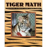 Tiger Math: Learning to Graph from a Baby Tiger, Paperback/Ann Whitehead Nagda