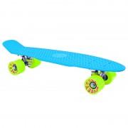 skateboard Spokey CRUCIŞĂTOR Pennyboard albastru