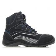 Safety Jogger Energetica Hoog S3 ESD + KN Zwart/Blauw - Maat 41
