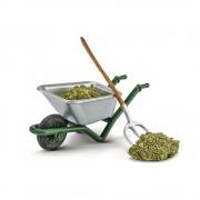 SCHLEICH Kit de curatare a grajdurilor de la ferma