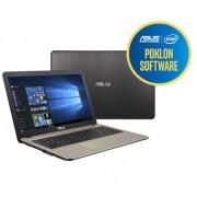 """Laptop Asus X540LA-DM1289T Win10 15.6""""FHD,Intel DC i3-5005U/4GB/256 SSD/Intel HD 5500"""