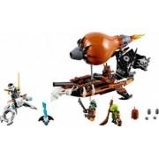 Set Constructie Lego Ninjago Zepelin De Lupta