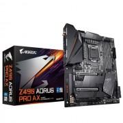 MB, GIGABYTE Z490 AORUS PRO AX /Intel Z490/ DDR4/ LGA1200