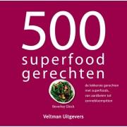 Spiru 500 Superfood Gerechten