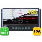 SC12-10A - Контролер за заряд на соларeн панел 10A 12V - соларно зарядно