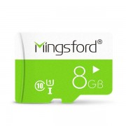 Meco Mingsford Colorful Edition 8GB Class 10 TF Memory Card