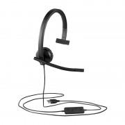 Logitech H570e Auriculares con Micrófono