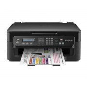 Epson Multifuncion epson inyeccion wf2510wf workforce fax/ a4/ 9ppm / usb/ wifi