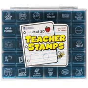 Stampilele profesorului Learning Resources, viu colorate, 3 - 12 ani