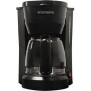 Black & Decker DCM600B 5 Cups Coffee Maker(Black)
