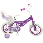 Bicicleta copii Toimsa Sofia the First 12""