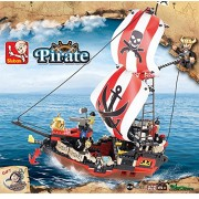 Sluban Large Pirate Ship M38-B0127