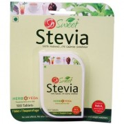 So Sweet Stevia 200 Tablets 100% Natural Sweetener- Sugarfree