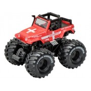 Maisto - Earth Shockers Jeep Monster Truck
