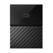 WD My Passport WDBYNN0010BBK 1 TB Portable Hard Drive - External - Black