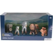 Set 6 figurine National Geographic Animale din Jungla