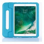 Shop4 - iPad Pro 12.9 (2018) Hoes - Kids Cover Worker voor Kinderen Blauw
