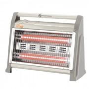 Stufa elettrica 2 elementi quarzo 1600W Vinco - 70157
