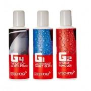 Chit tratament hidrofob pentru sticla - G1, G2 and G4 Gtechniq