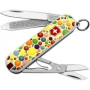 Victorinox Classic �Color Up Your Life�, 58 Mm, On Small Blister 3 Function Multi Utility Swiss Knife(Designer)