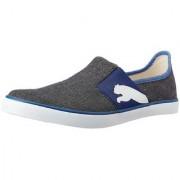 Puma Men's Gray Sneakers