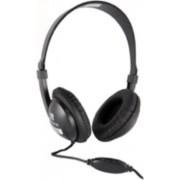 Xtreme 33569 Cuffie Stereo Per Tv Ad Archetto Cuffie On Ear Con Filo Lunghezza 4 Metri Colore Nero - 33569