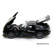 31128bk Maisto - Dodge Srt Viper Gts Hard Top (2013, 1:18, Black) 31128 Diecast Car Model Auto Vehicle Die Cast...