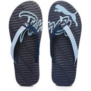 PUMA Men Blue Eagle DP Flip-Flops