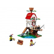 Lego Tesoros de la casa del árbol