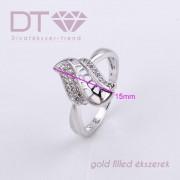 Modern White női gyűrű