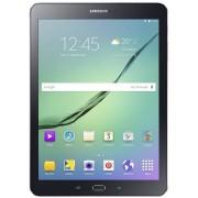 "Tableta Samsung Galaxy Tab S2 9.7 (2016) T813, Procesor Octa-Core 1.8GHz / 1.4GHz, Super Amoled Capacitive touchscreen 9.7"", 3GB RAM, 32GB, 8MP, Wi-Fi, Android (Negru) + Cartela SIM Orange PrePay, 6 euro credit, 4 GB internet 4G, 2,000 minute nationale si"