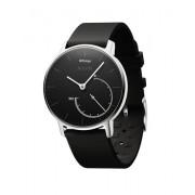 Withings Activite Steel Wristband activity tracker Analogico Senza fili Nero