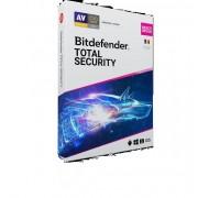 Bitdefender Total Security 2021 - protectie anti-malware completa pentru Windows, macOS, iOS si Android, valabila pentru 1 an, 10 dispozitive, new