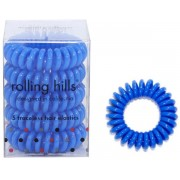 Rolling Hills Professional Hair Rings Dark Blue Haargummi