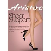 Aristoc Sheer Support - 15 Denier Medium compression Tights