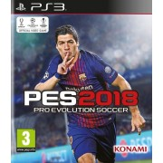 PS3 PES 2018 Standard Edition